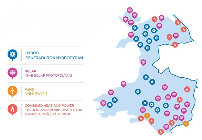 Renewable Energy Map