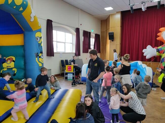 Photo of community event